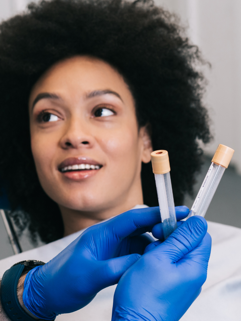 PRP With Microneedling
